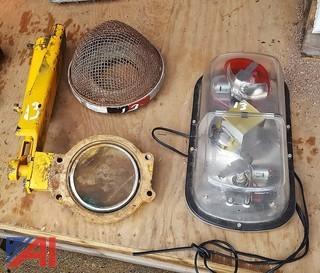 Assorted Fire Equipment