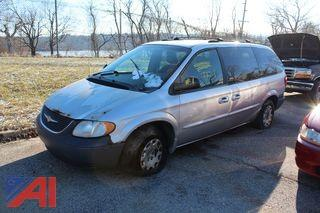 2001 Chrysler Town & Country Van