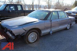 1992 Oldsmobile Ninety-Eight Sedan