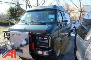 1995 Chevrolet Sport Van Van