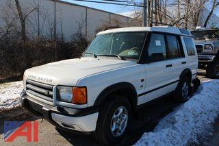 2001 Land Rover Discovery SUV