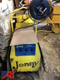 Jenny Hot Water Pressure Washer