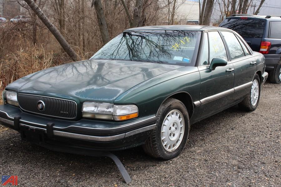 auctions international - auction: north hempstead abandoned vehicles