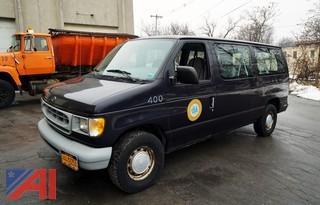 1999 Ford Econoline E150 XL Passenger Van