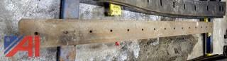 (1) 10' Steel Cutting Edge