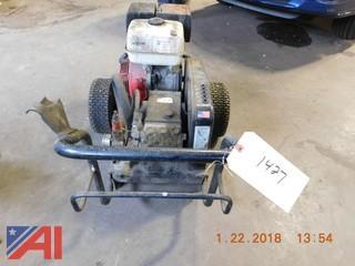 Mi-T-M Corp Pressure Washer, Model #2505 (#1427)