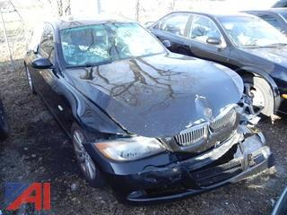 2007 BMW 328I 4 Door