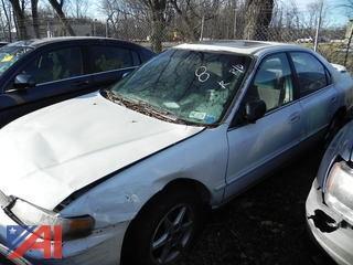 1996 Honda Accord 4 Door