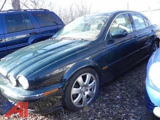 2004 Jaguar X Type 4 Door