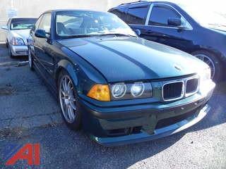 1995 BMW M3 2 Door