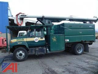 **UPDATED** 2000 Chevy C7H042 Altec Aerial Lift Truck