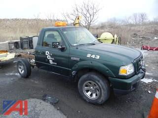 2007 Ford Ranger Cab and Chassis