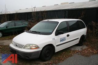 2002 Ford Windstar Van