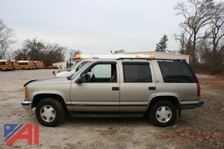 1999 GMC Yukon SUV