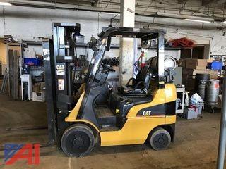 2004 Cat Propane Forklift