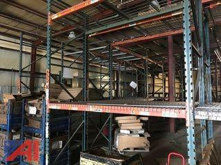 (15) Sections of Pallet Racking
