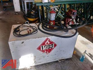 Gas Tank (100) Gallon