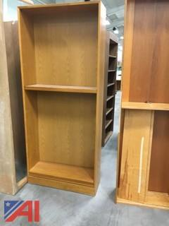 Assortment of Shelves and Cabinets