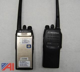 (45) Motorola HT 750 Radio