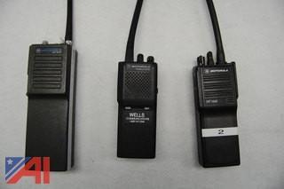 (14) Handheld Radios