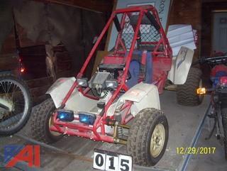 1985 Honda FL350R ATV