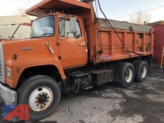1988 Ford LNT8000 Dump