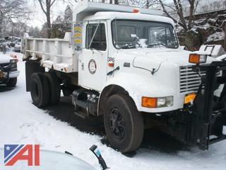 1997 International 4700 Dump