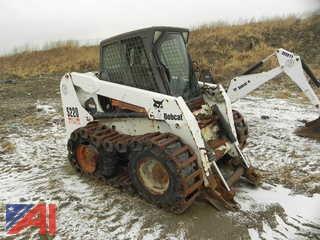 2004 Bobcat S220 Skid Steer