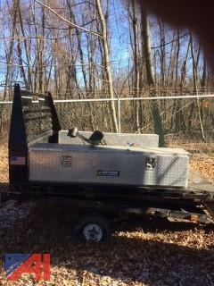 "Reading Steel Deck Truck Bed 96"" x 81"""