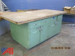 (2) Workbenches