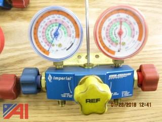 (5) AC Gages and Hoses