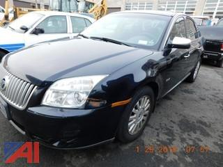 2008 Mercury Sable 4DSD