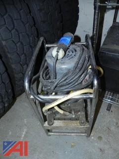 Electric Hurst Pump