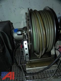 1994 Hannay Hydraulic Reel