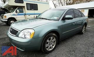 2006 Ford Five Hundred Sedan