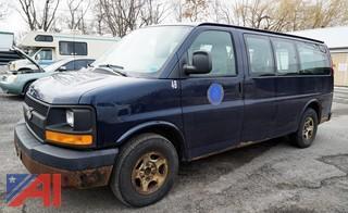 2006 Chevy Express Passenger Van