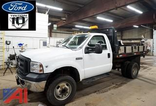 2007 Ford F350 Dump & Plow Truck 4x4 *ADDED IMAGES*
