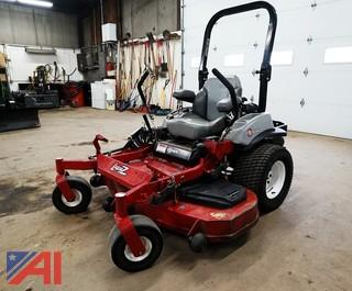 2010 eXmark Lazer Z Midsize Ride On Zero Turn Mower