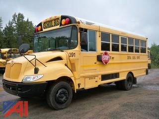 2007 IC BE200 School Bus with Wheelchair Lift