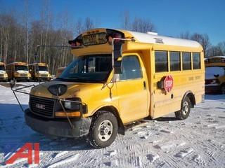 2007 GMC Savana School Bus