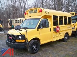2005 GMC Savana School Bus