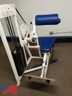 Body Masters Lower Back Exercise Equipment