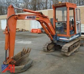 Kubota KH-61 Excavator