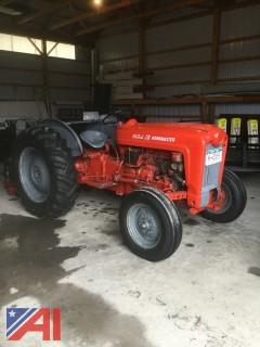 1961 Ford 601 Workmaster Tractor