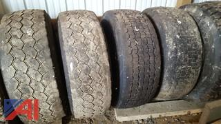 Assorted Used Truck Tires