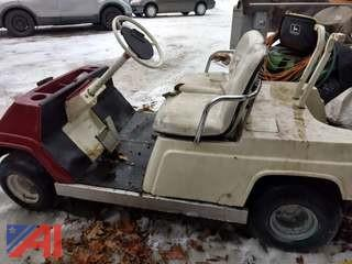 1980? Yamaha Golf Cart