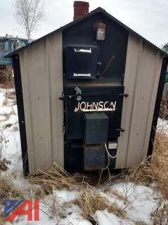 Johnson Outside Wood Boiler