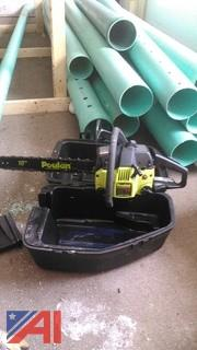 Poulan 2550 Chainsaw, with Case