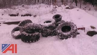 Various Tractor Tires