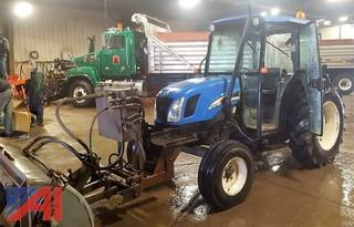 2004 New Holland TN 70 Tractor